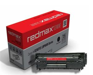 Redmax Canon Black Genuine Toner Cartridge 725